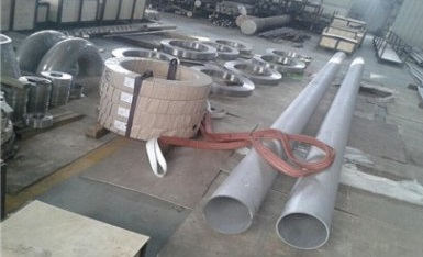 hastelloy x seamless pipes ring flanges fittings - Nickel-based super alloy: hastelloy X (UNS NO6002/W.Nr 2.4665)