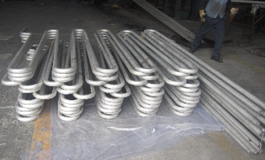 incoloy 800ht serpentine coil - Nickel-based super alloy: Incoloy 800HT (UNS N08811/W.Nr. 1.4959)