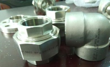 alloy 20 forged fittings and flanges - Nickel-based super alloy: Incoloy 20 (UNS N08020/DIN 2.4660)