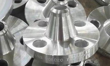 alloy 20 weld neck flanges 1.5in s40 150 - Nickel-based super alloy: Incoloy 20 (UNS N08020/DIN 2.4660)