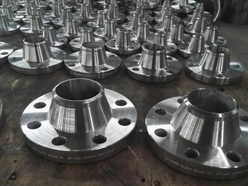 alloy 20 weld neck flanges - Nickel-based super alloy: Incoloy 20 (UNS N08020/DIN 2.4660)