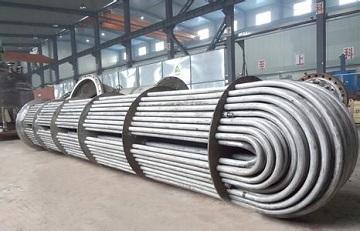 astm b729 alloy 20 tube bundles - Nickel-based super alloy: Incoloy 20 (UNS N08020/DIN 2.4660)