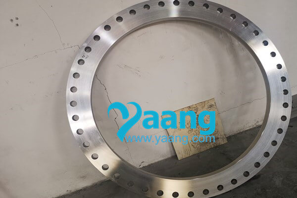 AWWA C207-07 ASTM A182 UNS S31603 Class F-Ring Flange 48″ Pressure Rating 300 psi