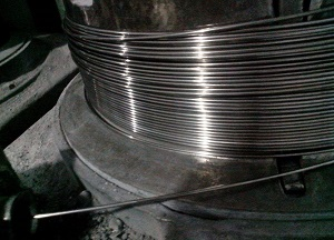cold drawing process for fabrication of inconel 600 wire - Nickel-based super alloy: Inconel 600 (UNS N06600)