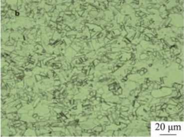 microstructure of inconel 600 after solution treatment at 1000%C2%B0C - Nickel-based super alloy: Inconel 600 (UNS N06600)
