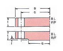 "e913fcd79da2baafe157efc4a09d32bb 3 - JIS B2220 F316L PLRF Flange 1-1/2"" 10K"
