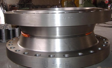 hastelloy c22 flanges - Nickel-based super alloy: Hastelloy X (UNS N06002)