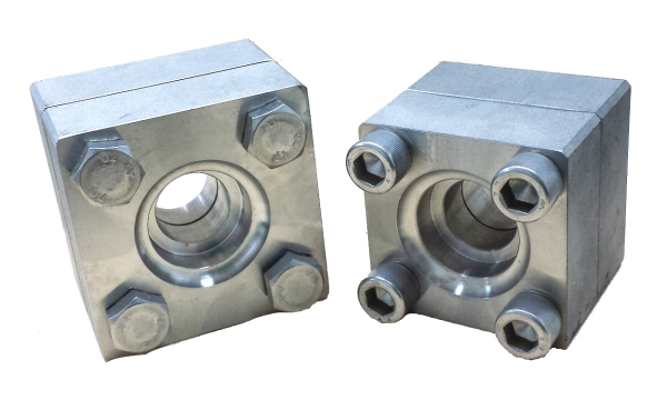 1 - What is a square flange?