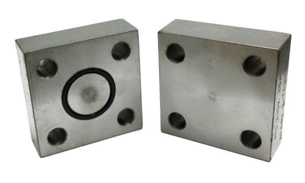 2 - What is a square flange?