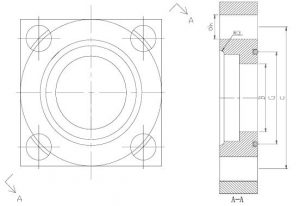 Design of Marine hydraulic flange and connecting bolt 300x206 - Design of Marine hydraulic flange and connecting bolt