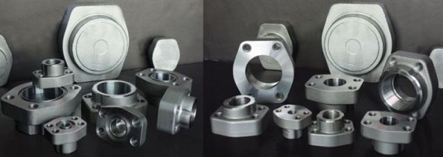 SAE BSPP thread flanges 1 - What is a SAE flange?