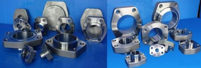 SAE Butt weld flanges1 - What is a SAE flange?