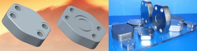 SAE Closed Flanges 1 - What is a SAE flange?