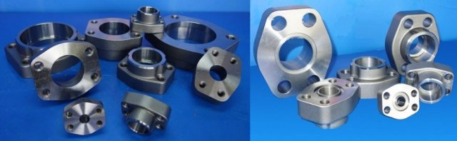 SAE Socket weld flanges - What is a SAE flange?