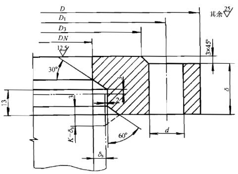 20210326125528 83012 - Difference between ASME flange and GB flange design