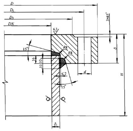 20210326125539 82573 - Difference between ASME flange and GB flange design