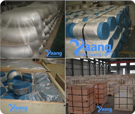 201510101910421093905 - ASME B16.9 ASTM B363 Titanium Pipe Bend