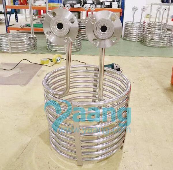 ASTM 338 Titanium Coil Tube