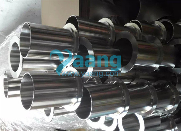 ASTM B381 Titanium Long Stub End
