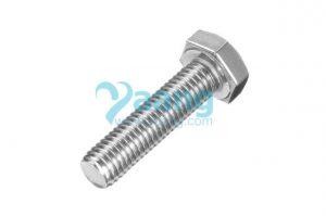 din933 titanium hex head bolt 300x199 - DIN933 Titanium Hex Head Bolt