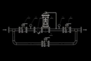 why does the steam pipeline need a pressure reducing valve for pressure reduction 300x200 - Why does the steam pipeline need a pressure reducing valve for pressure reduction