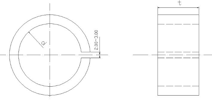 20210914090347 31398 - How to solve the problem of easy deformation in machining thin-walled pipe sleeve