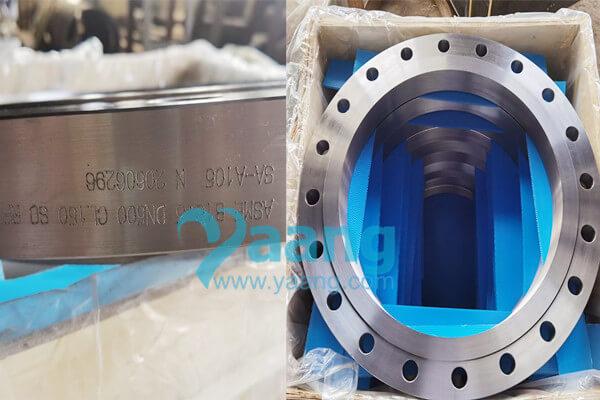 ASME B16.5 ASTM A105 SORF Flange DN500 Class150