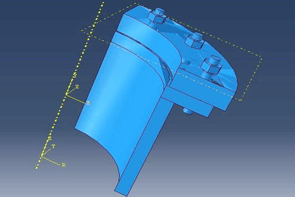 allowable external load calculation of pipe flange - Allowable external load calculation of pipe flange