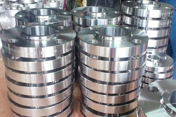 Classification of flanges